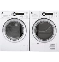 "CONDO SIZE washer/dryer ""GE"" 24"" LOWEST GUARANTEED"