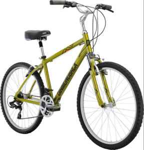 "✪✪✪★ Diamondback Wildwood 21 Speed Hybrid Bike 21"" Frame ★✪✪✪"