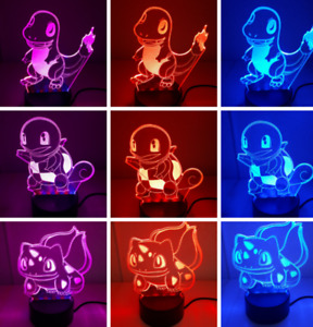 Pokemon LED Lamps