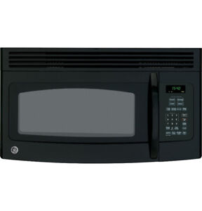 G.E. Over the Range Microwave Oven