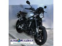 2016 (16) Yamaha XSR900 ABS Grey UK Delivery Two Owners ONLY 3300 Miles