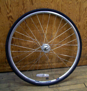 700C Dual Fixed / Freewheel Wheel Set