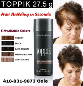 Toppik Hair Building Fibers 27.5g Bottle