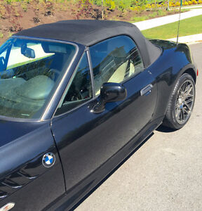 2001 BMW Z3 3.0i Roadster M Package Convertible