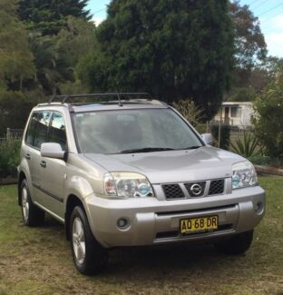 2007 XTrail-s xtreme 4x4 2.4l Sanctuary Point Shoalhaven Area Preview