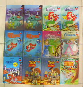 DISNEY BOOKS - NEW (UNUSED) - HARDCOVER (UPDATE 46 SOLD) West Island Greater Montréal image 1