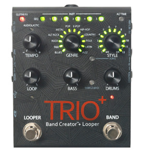 Digitech Trio + Band Creator (Looper)