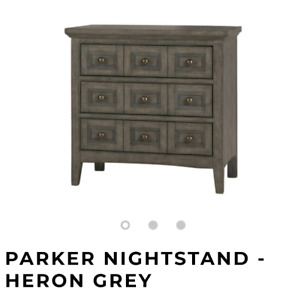 Urban Barn Side Table - Parker Collection