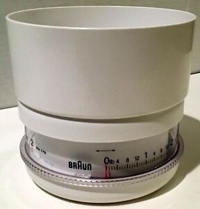 BRAUN Multipractic Kitchen Scale (VINTAGE NEW in Box)