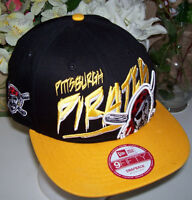 Pittsburgh Pirates New Era 9Fifty Snap Back Cap