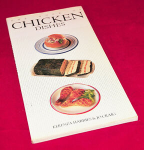 3 Cook Books: Chicken Dishes, Mexican Foods, & Pasta