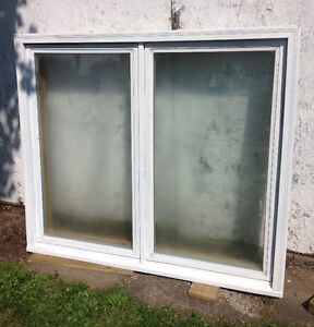 Two large windows $250 for both