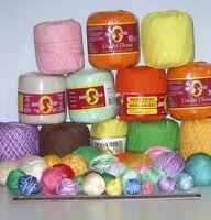 First Bundle of Crochet / Needlepoint / Cross-Stitch Yarns