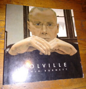ALEX COLVILLE. Huge ART BOOK of Canadian Artist! Colour!