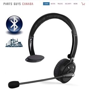 Truckers Bluetooth Headset - Noise Cancelling