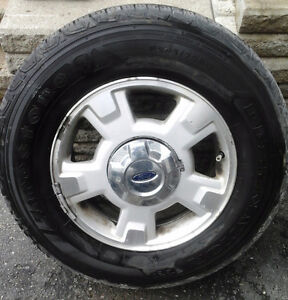 Selling all four seasons tires, into excellent condition, know h