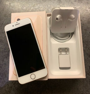iPhone 8 (64gb) Gold (Apple care +)