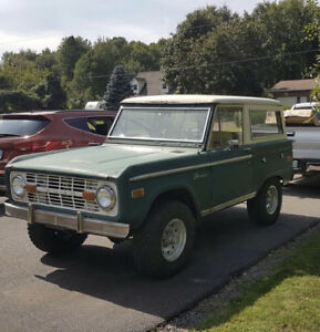 66-77 Bronco Parts WANTED