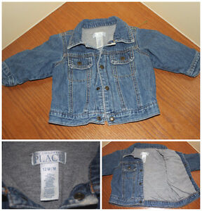 CHILDRENS PLACE BOYS JEAN JACKET