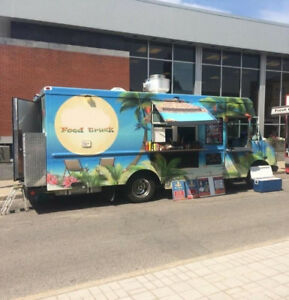 Mint condition food truck for sale