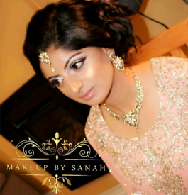 Asian bridal hair | Make Up Artist Services - Gumtree