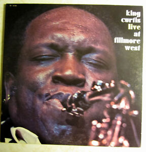 King Curtis ‎– Live At Fillmore West Vinyl LP