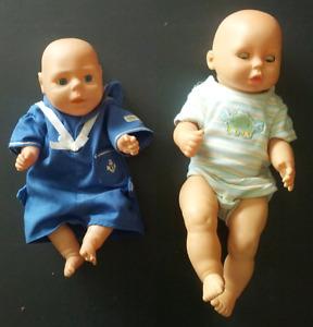 Bébé sexué - Fille - Garcons