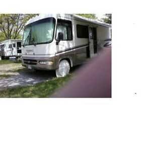 2001 commander by Triple E  (made in Canada) Motorhome