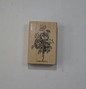 Various Wood Block Rubber Stamps for stamping cards/scrapbooking Kingston Kingston Area image 2