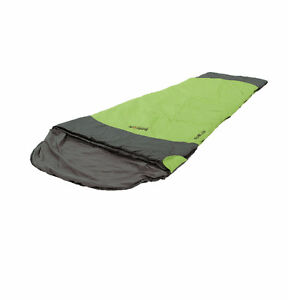 """HOTCORE Roma 200 Tapered -10C sleeping bag - fits up to 5 ft 6"""""""