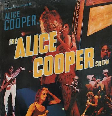 Alice Cooper(Vinyl LP)The Alice Cooper Show-Warner-KBS 3138-Canada-1977-M/M