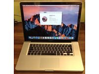 MacBook Pro - Mid 2012 - 500GB Hard Drive - Very Good Condition - 2 Year Warranty