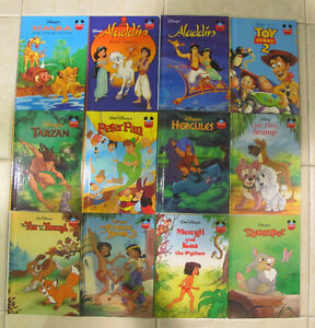 DISNEY BOOKS - NEW (UNUSED) - HARDCOVER (UPDATE 46 SOLD) West Island Greater Montréal image 4