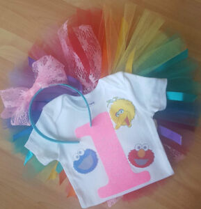 Cake smash / 1st birthday outfit