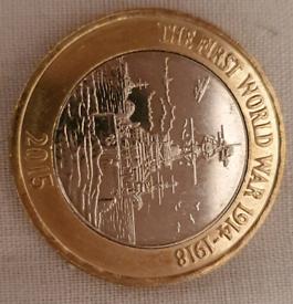 2015 navy coin