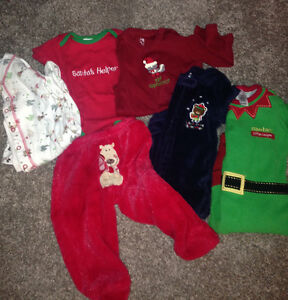 6-12 months Christmas lot