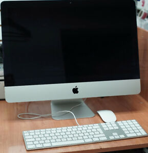 Imac 21.5'' i5 2.7ghz, 8gb ram, gt 640m 512mb , Keyboard+Mouse
