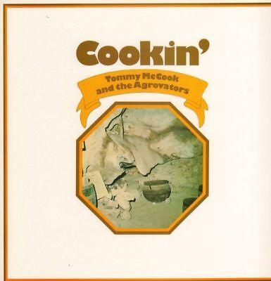 Tommy McCook And The Agrovators(Vinyl LP)Cookin'-Trojan-HRLP 706-UK-199-M/M