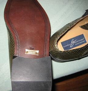 Men's Genuine Snakeskin Shoes Belleville Belleville Area image 3
