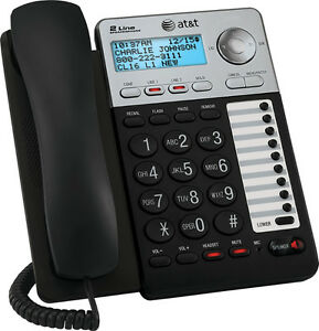 AT&T- PREMIUM-QUALITY 2-LINE OFFICE / BUSINESS PHONE