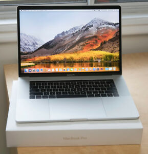 Apple 15.4 MacBook Pro with Touch Bar 1TB SSD, AppleCare, 16GB