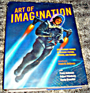 Art of Imagination: Science Fiction, Horror and Fantasy Book