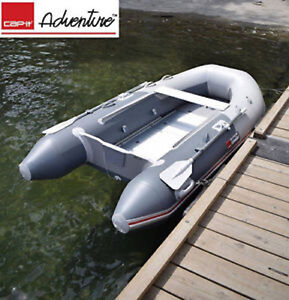 Cap-it Waterline Adventure Boats - Up to 15hp compatible