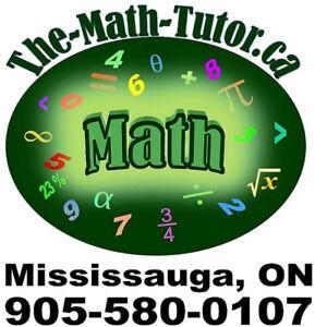 High School Math Tutor, Ontario Certified Teacher, Mississauga