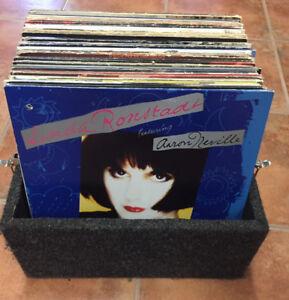 "Various 12"" Vinyl Records"