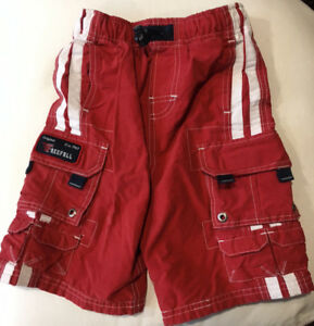 2 Pair Of Size 4 Boy's Shorts - $7 For Both Pair