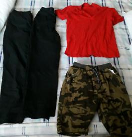 Boys clothes age 13 - 14