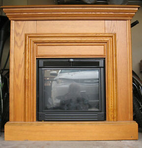 dimplex electric fireplace Cambridge Kitchener Area image 2
