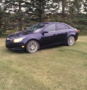 2014 Chevy Cruze - 6Sp Manual