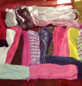 Lot of girls clothing 6-12months clean, smoke free home